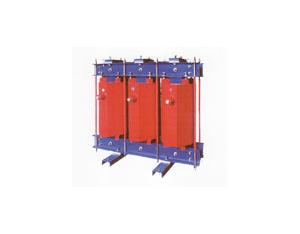 Epoxy resin casting dry-type transformer