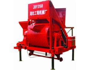 Concrete mixer-JDY350