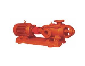 XBD-D HORIZONTAL MULTI-STAGE pump