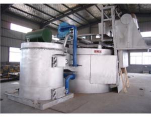 Aluminum Melting furnace For Sale