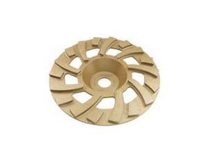 2128 Segmented Turbo Cup Wheel