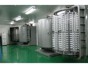 Thermal evaporation metallizer
