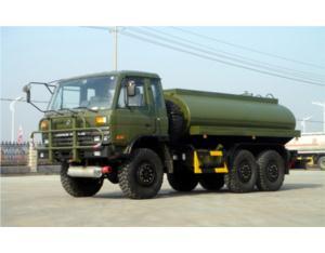 DONGFENG rear double bridge water truck