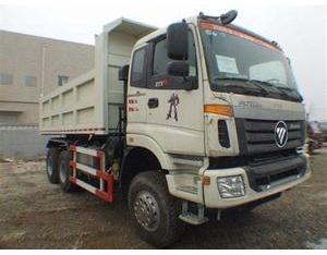AUMAN 6*4 dump truck/tipper