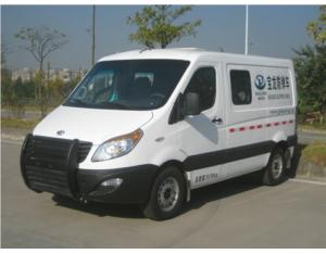 Armored cash-in-transit vehicle (TBL5049XYCF6)