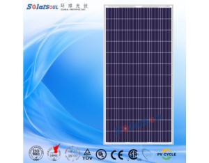 A grade 295w photovoltaic solar panel with TUV,CE