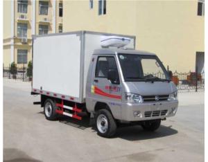 2.7-3m length Refrigerated minivan