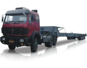 WS9450 semi-trailer