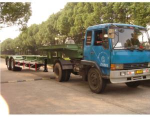 WS9430 desert semi-trailer