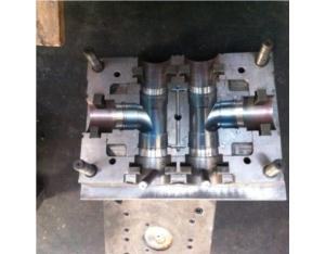 plastic injection Tee PVC pipe fitting mould