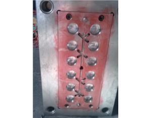 Injection molding End cap PPR fitting mould