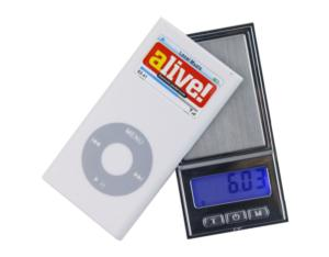 DH02-Series pocket scale 100g/0.01g