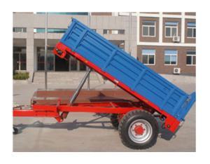 Single-axle Two-wheel Trailer-7CX-3X