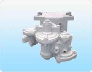 Type 104 passenger train air distribution valve