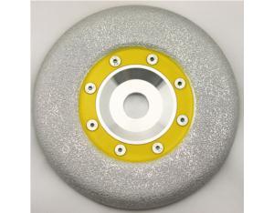 Brazed diamond grinding wheel-FLB042-3