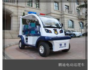 Electric Patrol Cars