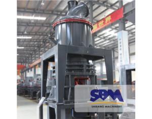 SCM Series S Super-micro Mill