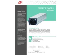 Smart Power I 48/6000