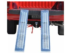 213cm / 7 Feet Steel Loading Ramps 07473