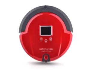 Time Schedule Auto Cleaning pet robot vacuum
