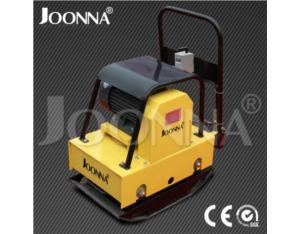 High efficiency vibrating plate compactor