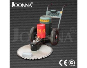 600 concrete spun pile cutting machine