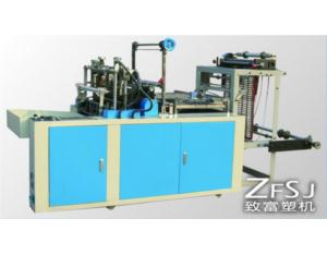 Computer Full-automatic Heat-sealing and Heat-cutting Bag-making Machine