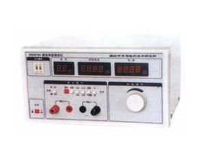 Grounding resistance meter