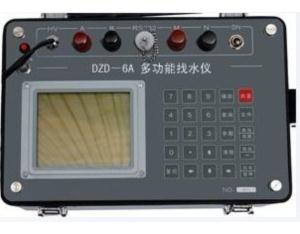 DZD-6A Multi-Function DC Resistivity & IP Instrume