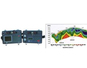 60 Channels Electrode Resistivity Deep Measurment