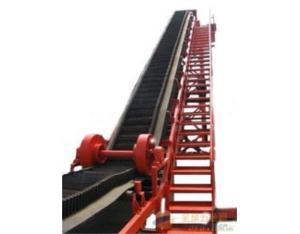 Corrugated  Sidewall  Conveyor  Belt