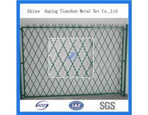 Prison Wire Mesh Fence with Razor Wire