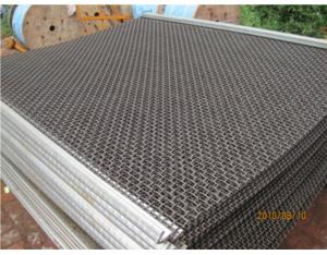Crimped wire mesh/screen mesh for stone