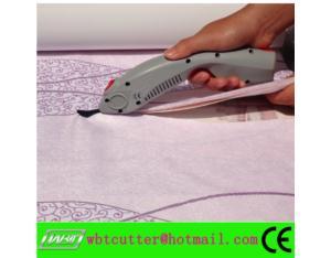 industrial cordless electric fabric scissors