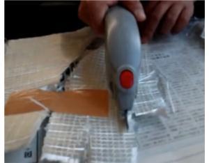 electric carbon fiber fabric scissors