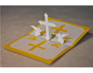 Cute greeting card cutting plotter