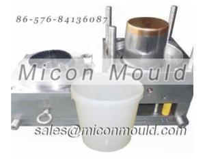 plastic industrial paint bucket mould