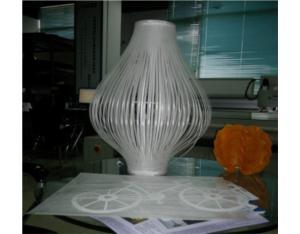 burner ABS lighting lampshade making machine