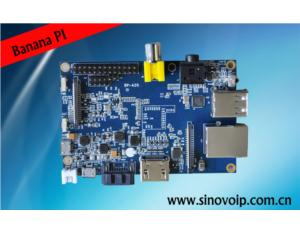 BANANA PI compatible with Raspberry PI,with gigabit ethernet port and sata port