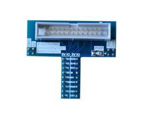 Banana pi GPIO extend board similar Raspberry pi kit
