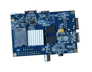 CPU/DDR heat sink for Banana PI accessories