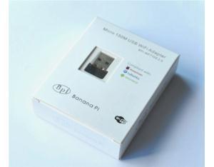 BPI USB WIFI adapter dongle for banana pi