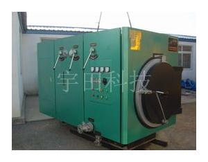 Electric and heating type manual operated dewaxing boilerclave