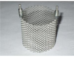 welding titanium basket