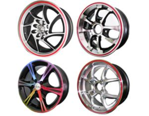 Alloy Wheels Custom 12