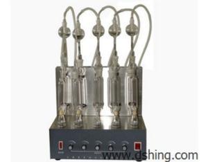 DSHD-380B Sulfur Content Tester