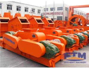 China Professional Hot Sale Double Roll Crusher Manufactor