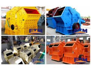 PF Series China Stone Impact Crusher Machine For Sale