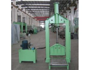 Bale Cutter /rubber cutting machine China