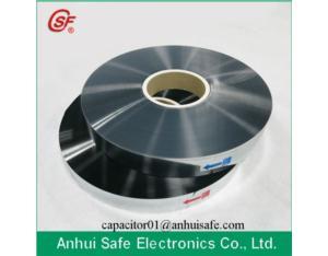 Zn/Al Antioxidant BOPP Metallized Capacitor Film